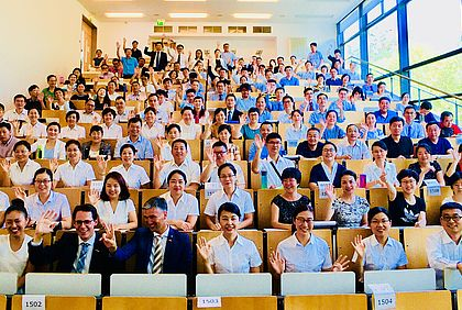 German Universities welcome Chinese Gaokao-Graduates